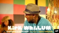 "Album saksofonista Kirka Whaluma ""Everything is Everything: The Music of Donny Hathaway"""