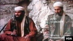 سولهیمان ئهبولغهیث لهگهڵ ئوسامه بن لادن