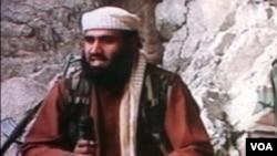국제테러조직인 알카에다의 수석대변인이자 오사마 빈라덴의 사위인 술라이만 아부 가이스 (자료사진)