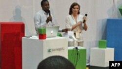 Conférence à l'Université Cheikh Anta Diop (Archives)