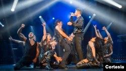 Ricky Martin inició en Las Vegas su gira por EE.UU. [Foto: Chino Lemus].