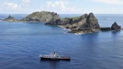 日本對中國軍事意圖擔憂