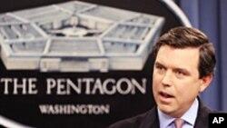 Geoff Morrell, porte-parole du Pentagone
