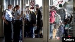 Migranti pristižu u Dansku