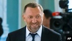 Ông Oleg Deripaska, một nhà tài phiệt ngành nhôm và thân cận với Tổng thống Nga Vladimir Putin, sắp bị Mỹ chế tài.