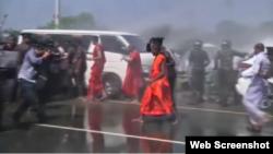 斯里兰卡爆发大规模示威抗议中国投资