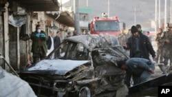 Vụ tấn công xảy ra gần sân bay ở Jalalabad, thủ phủ của tỉnh Nangarhar ở miền đông Afghanistan.