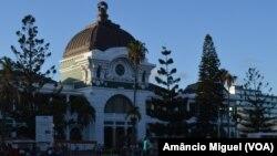 Estação dos Caminhos de Ferro de Moçambique, Maputo