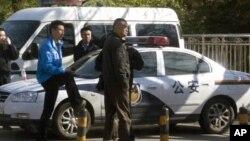 中國當局近日頻頻監視與打壓家庭教會(資料圖片)