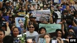 ბოლო ორი წლის მანძილზე ნიკარაგუაში 300-ზე მეტი ოპოზიციონერი მოკლეს