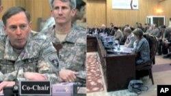 جلسه هیات مشترک پروسه انتقال امنیت به قوای افغان