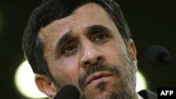 İran Cumhurbaşkanı Mahmud Ahmedinejad (Arşiv)