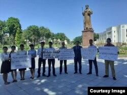 Toshkent, 6-may, 2019