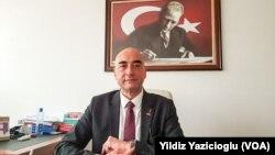Yüksek Seçim Kurulu (YSK) CHP Temsilcisi Mehmet Hadimi Yakupoğlu