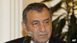 Firayim Ministan Misra kenan Essam Sharaf