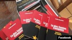 """""""A empresa dos Santos, o controlo de Angola"""", de Estelle Maussion, em francês, será lançado amanhã"""