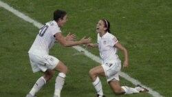 صعود آمریکا به فینال کونکاکاف زنان