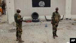 Les corps de neuf soldats ont été retrouvés