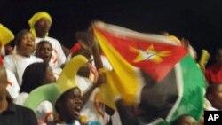 Moçambique celebra 19 anos de paz