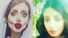 سحر تبر چهره معروف در اینستاگرام