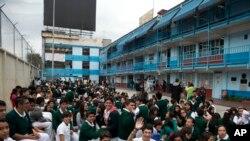 En Mayo de 2014 el estado de Guerrero también fue remecido por un fuerte sismo. México es considerado un país altamente vulnerable a los movimientos telúricos.