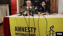 Amnesti Internešnal u godišnjem izveštaju navodi da milioni civila pate zbog stravičnog nasilja i povreda ljudskih prava