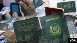 Passport Fake