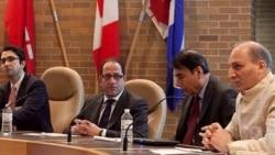 پیامدهای سیاست تحریمی کانادا علیه ایران در همایش «سیاستهای کانادا در قبال ایران:چشماندازها و چالشها»