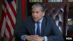 Bangladesh Ambassador to US Mohammad Ziauddin