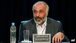 Tân Bộ trưởng Quốc phòng Masoom Stanekzai