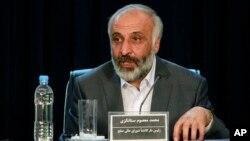 محمد معصوم استانکزی، رئیس امنیت ملی افغانستان