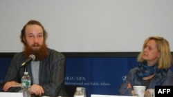 Григорий Шведов, Алессандра Стенли