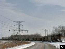 14列火车给阿莫林发电厂运媒