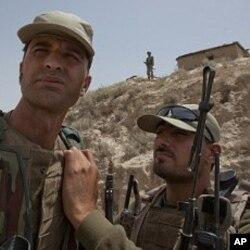 مہمند ایجنسی میں پاکستانی فوج