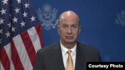 Посол США в ЕС Гордон Сондлэнд (архивное фото)