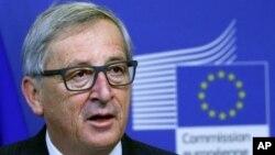 Avrupa Birliği Komisyonu Jean Claude Juncker'in 16 Haziran'da Saint Petersburg'da bir toplantıya katılması öngörülüyor.
