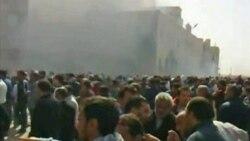 کشیده شدن تظاهرات ضد دولتی به پایتخت لیبی