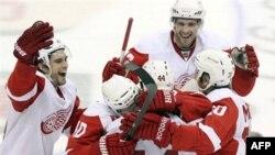 Red Wings. Воскресенье, 20 февраля 2011