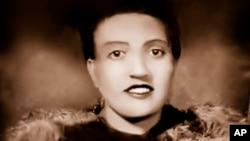 Henrietta Lacks, a Black American woman who died of cervical cancer 70 years ago and whose cells that were taken without her knowledge spurred vast scientific breakthroughs and life-saving innovations.