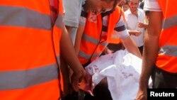 前总统穆尔西的支持者在开罗和亚历山大持续冲突受伤