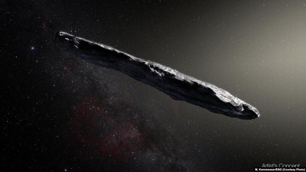 Pengunjung Pertama Tata Surya Kita Mungkin Dari Sistem Dua Bintang