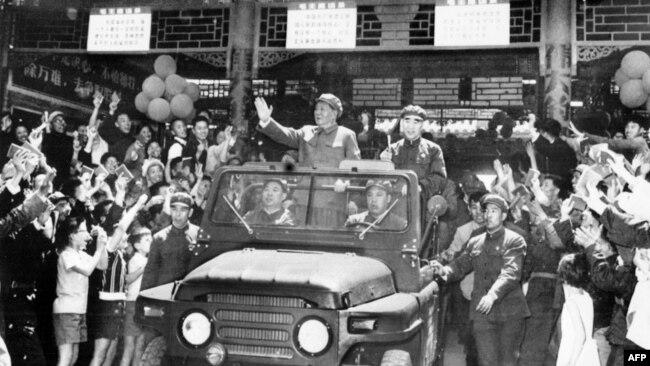 中共建政70年风云(3):无产阶级文化大革命,一场残酷的笑话