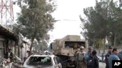 Igitero c'Umwihevyi muri Afghanistani