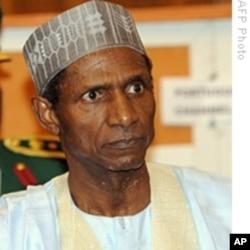 Late Nigerian President Umaru Yar'Adua