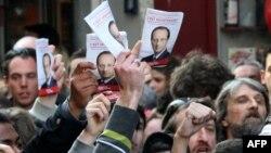 رييس جمهور جديد فرانسه چه کسی خواهد بود؟
