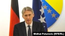 Міністр закордонних справ Великобританії Філіп Гаммонд