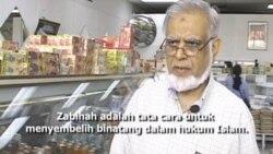 Muslim AS Perjuangkan Standar Sertifikasi Halal - Liputan Berita VOA 1 Agustus 2011