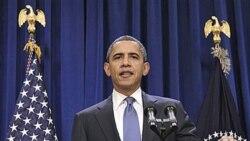 رییس جمهوری آمریکا: کاهش مالیات مقدم بر پیمان اتمی است