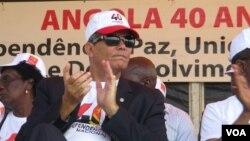 Rui Falcão, novo governador de Benguela