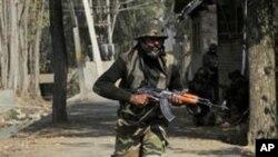 بھارتی کشمیر میں جلسے جلوس: متعدد افراد زخمی